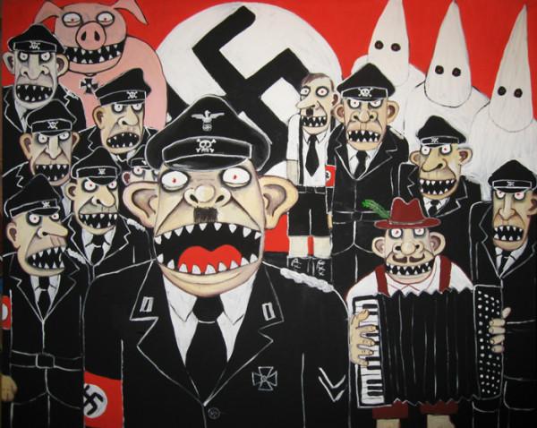 ansambl pesni i pljaski fasistskoj armii lozhkina