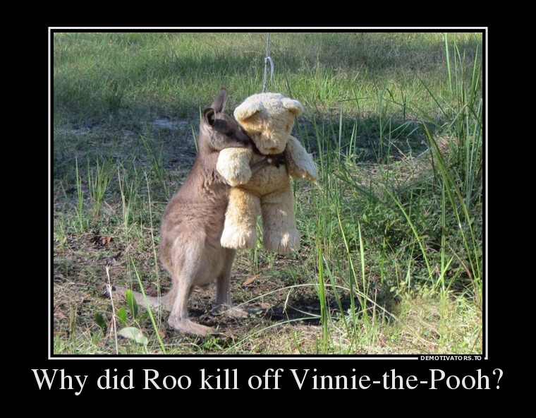 why-did-roo-kill-off-vinnie