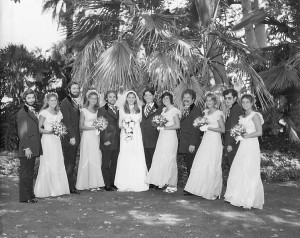 Wedding Party 1975-8-2BW