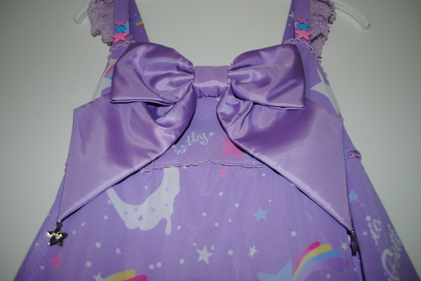 DS! Angelic Pretty Dream Sky JSK Lavender: egl_comm_sales