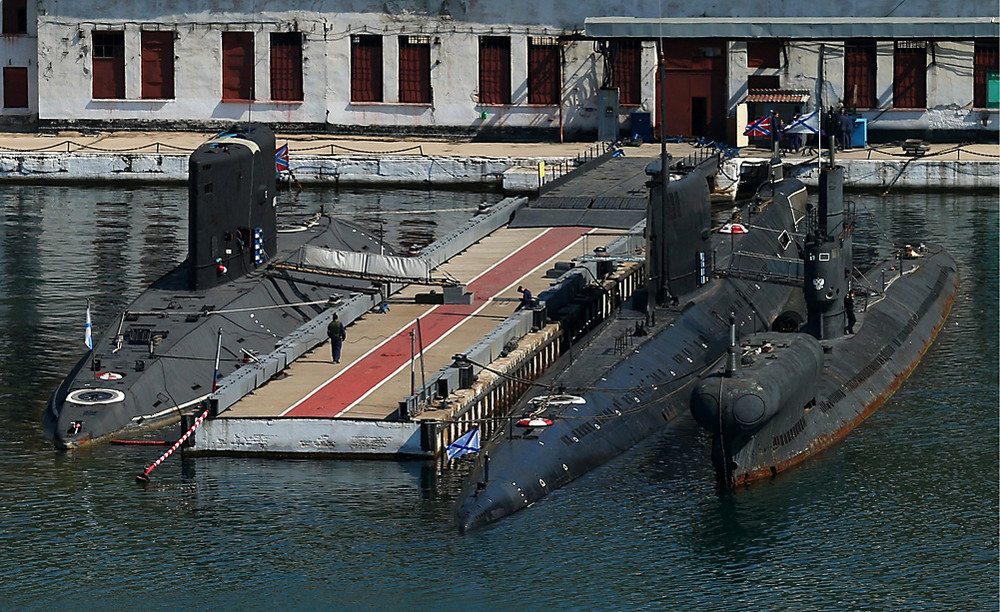 лодка черноморского флота