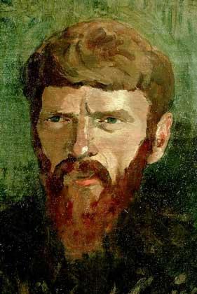 ЛОУРЕНС (портрет работы Й. Юта).
