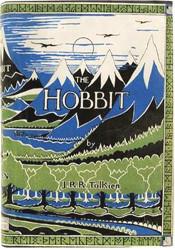 Hobbit-Book-First-Edition