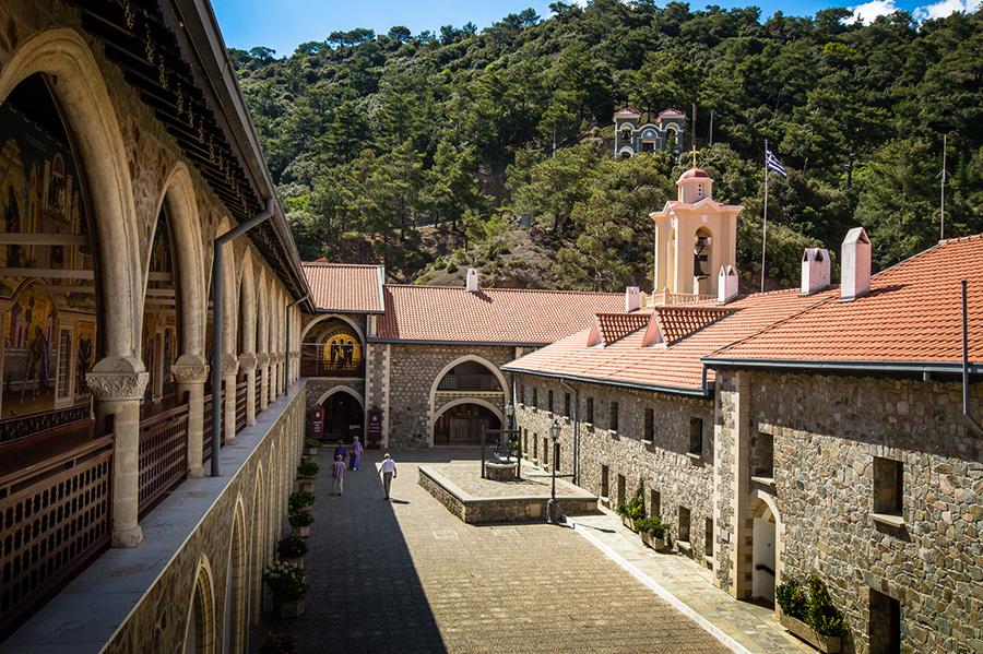 Картинки по запросу монастырь кикос на кипре