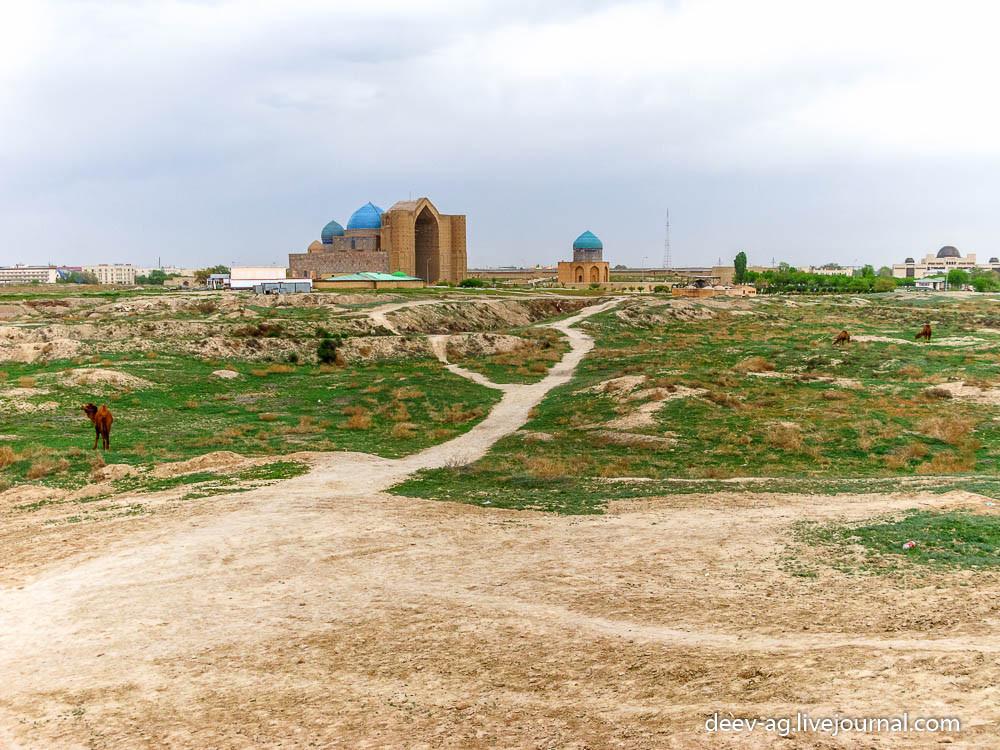 Город Туркестан. Мовзолей Ясави. IMG_4451.jpg