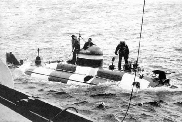 аппарат ас-10 проекта 1839 под наименованием Дельфин