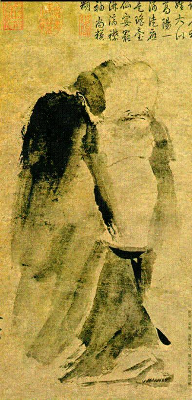 Лян Кэ (-1250) (Liang Kai)