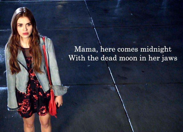 Lydia Martin being great