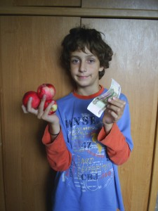 я и яблоки