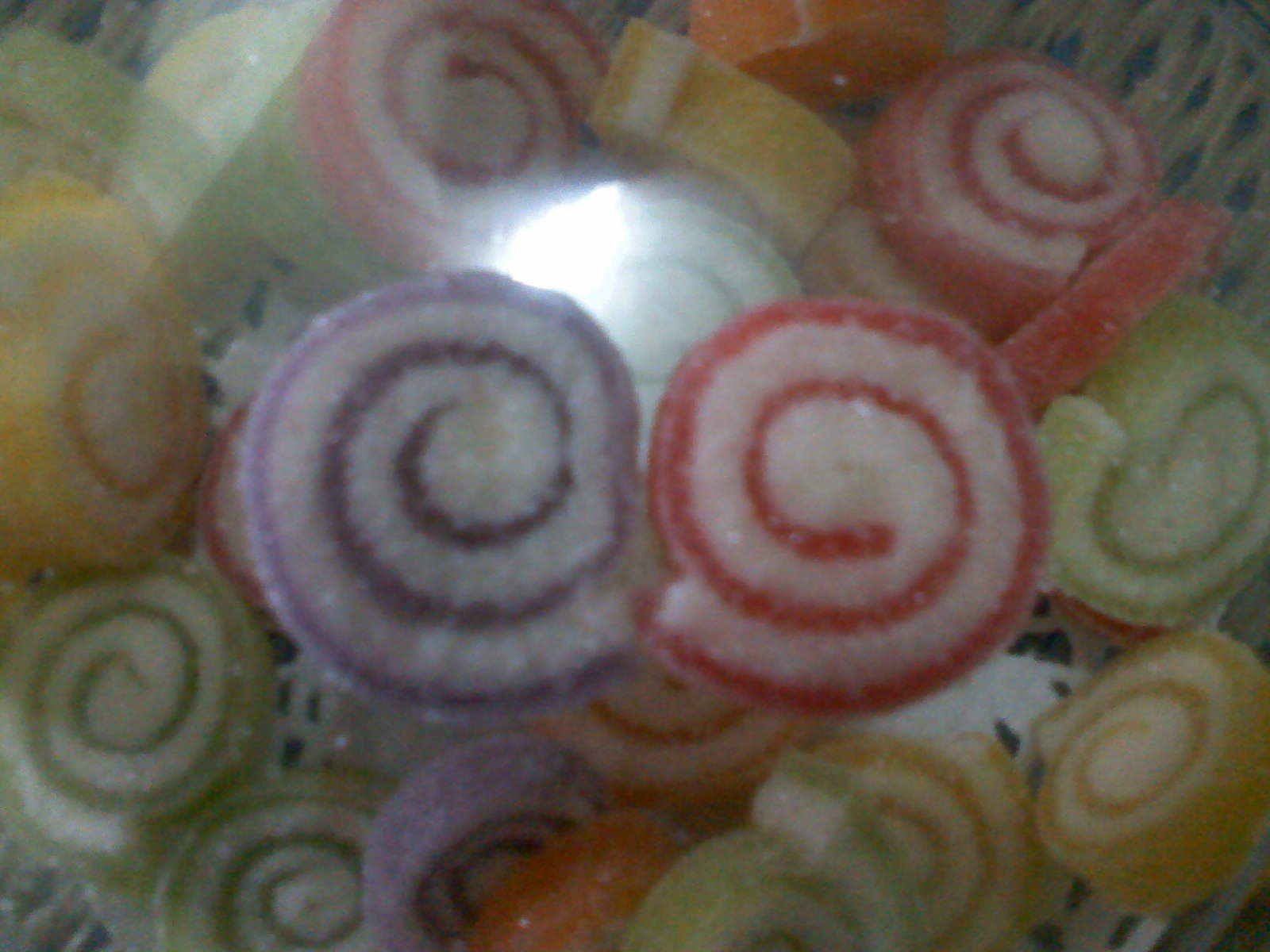 Candy Purple Red 01