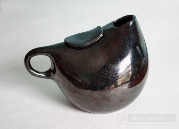 заварочный керамический чайни