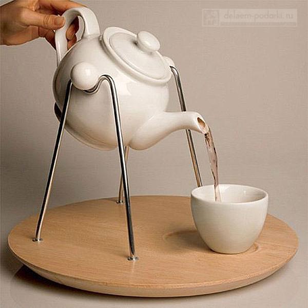 заварочный чайник для слабоков-лентяев