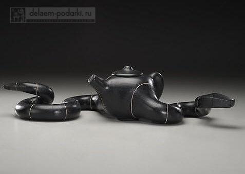 ползучий заварочный чайник