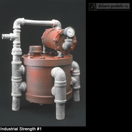 чайник керамический аля водопроводные трубы