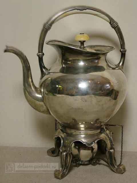 чайник похожий на самовар
