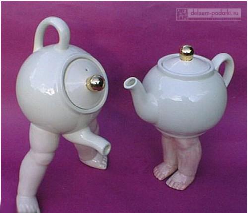 cool_teapots_чайники с ногами