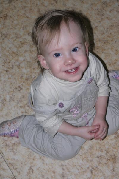 Женька (1 год и 3 месяца)