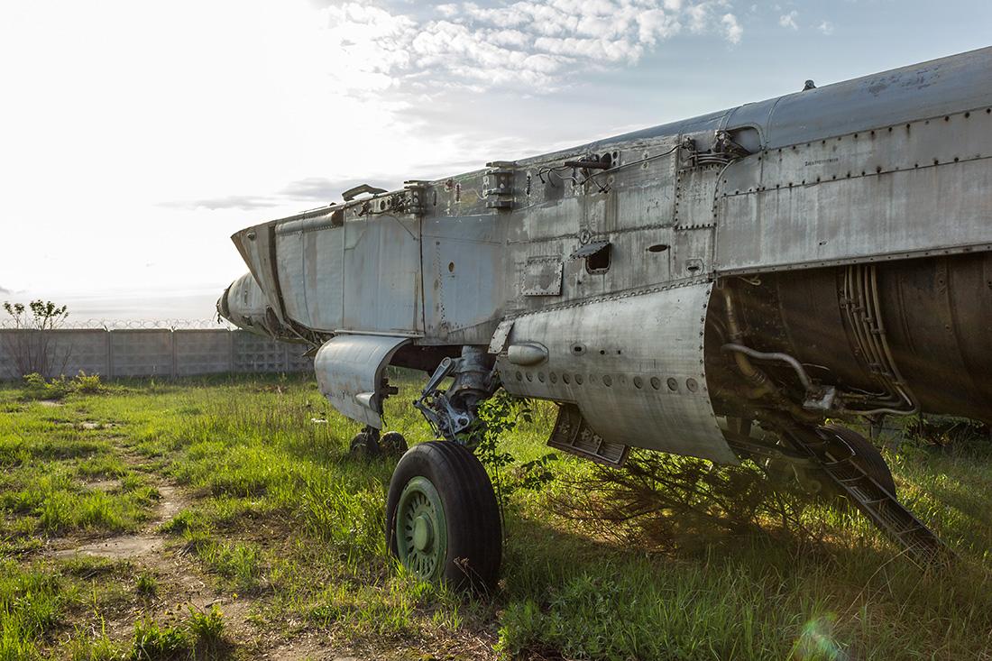 монино фотографии заброшенной территории