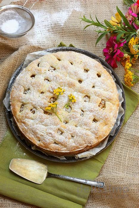 закарпатский пирог рецепт #3