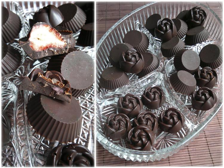 Шоколад из какао тертого в домашних условиях
