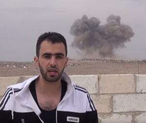 Путинские самолеты бомбят сегодня другие группы в 80 км. от ИГ