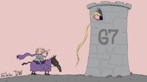 """Возвращаться России в """"восьмерку"""" нет ни малейшего смысла."""