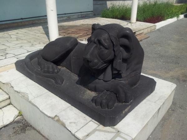 пермь-львы