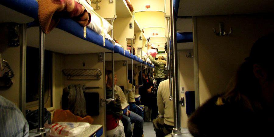 Плацкартные вагоны давали возможность более 50% россиян добраться до моря за разумные деньги
