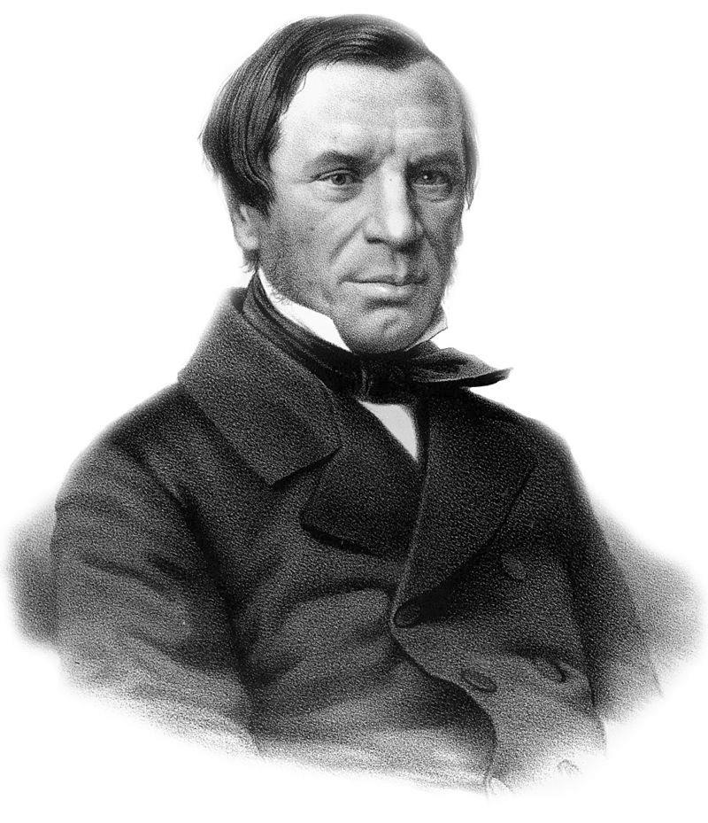 Михаил Петрович Погодин. Источник: wikimedia.org