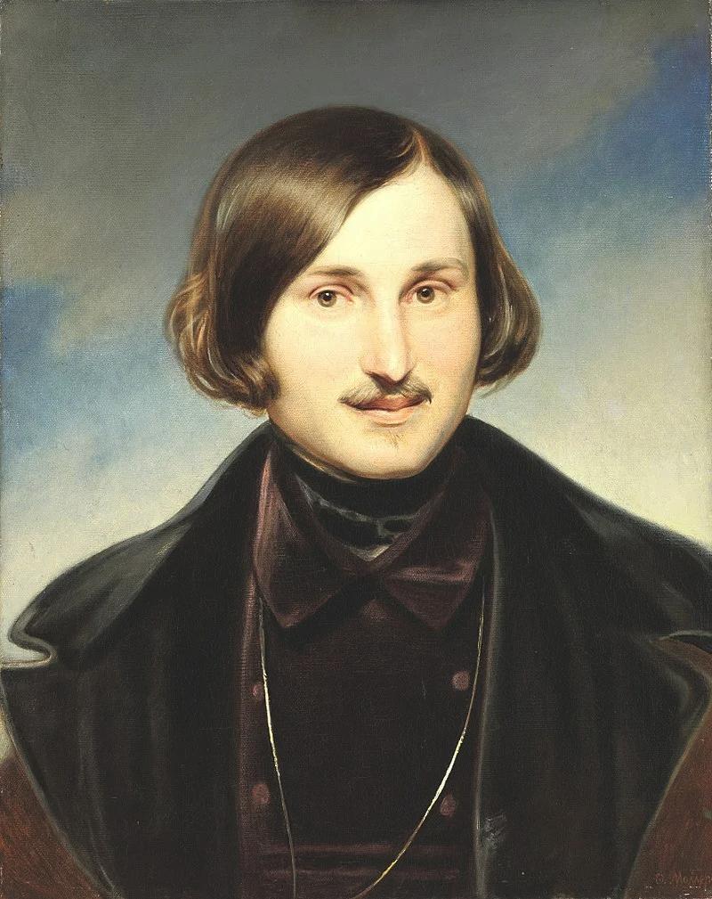 Николай Гоголь. Источник: wikimedia.org