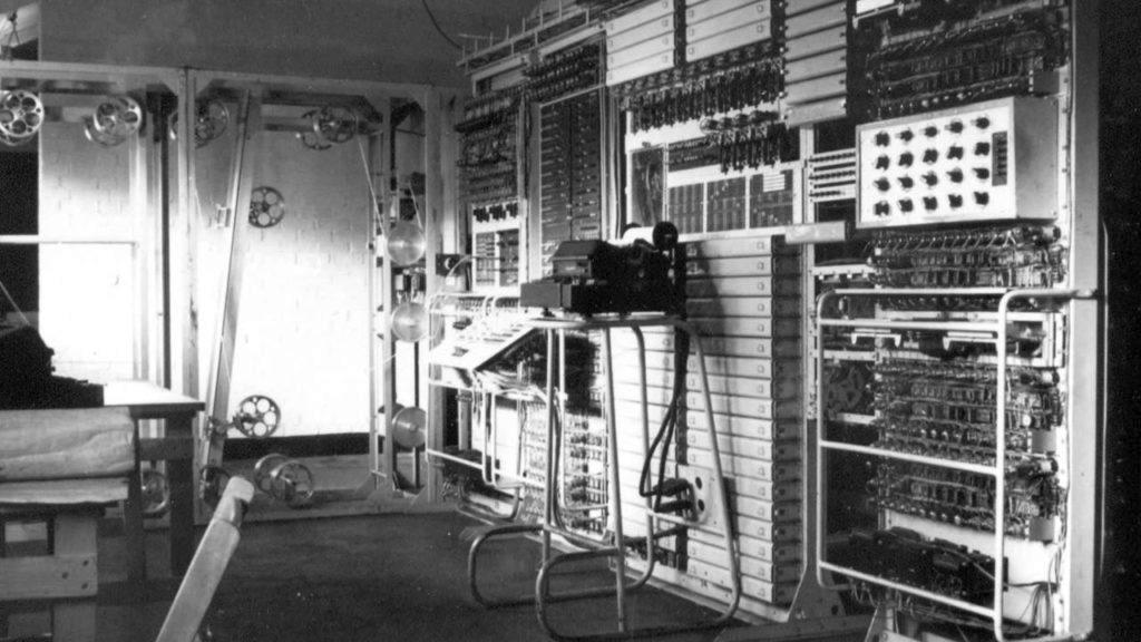 Ламповый компьютер Colossus