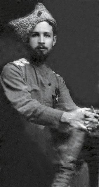 Дед. Фото: из личного архива  Алексея Рыбникова