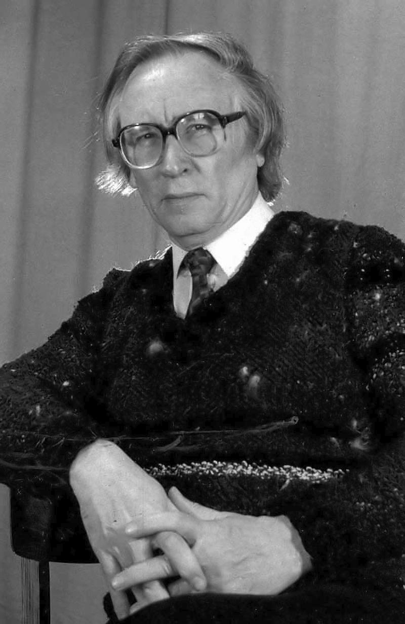 В.С.Бибик (1994, фото Ю.Л.Щербинина)