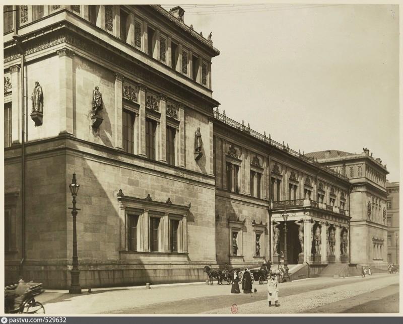 1903-1913. Новый Эрмитаж
