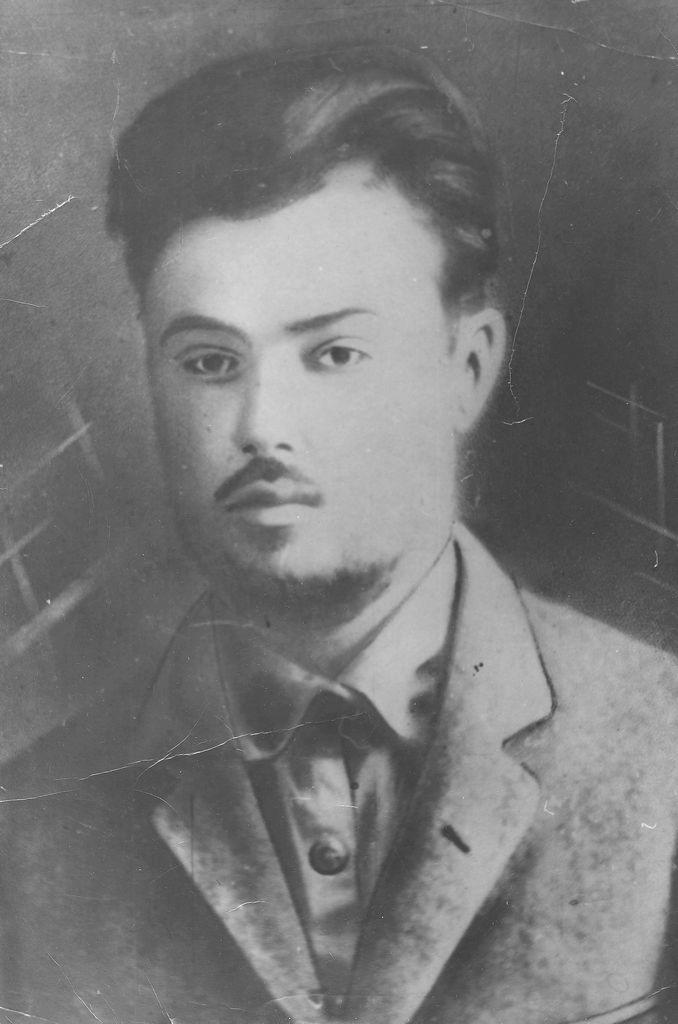 Лазо Сергей Георгиевич, Член КПСС с 1918 г., командующий Забайкальским фронтом, 1918 г. ГАПК, фотофонд, П-9592