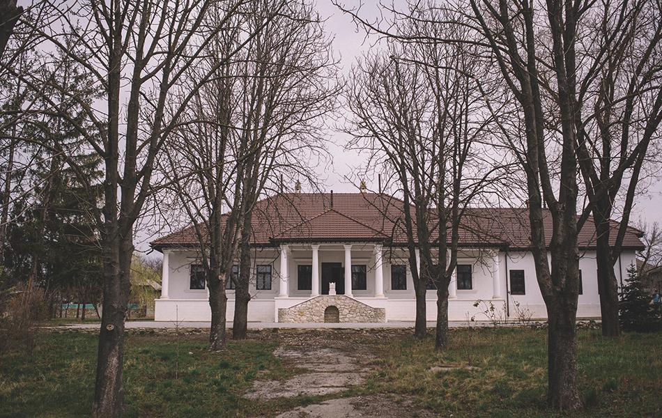 Музей-усадьба Сергея Лазо