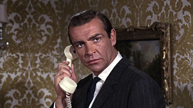 Шон Коннери считается лучшим исполнители роли агента 007