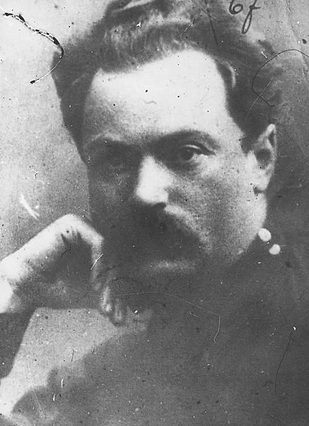 М.И. Губельман, в 1917-1922 гг. -один из организаторов и руководителей партизанского движения в Приморье, автор книги о Сергее Лазо ГАПК, фотофонд, 0327
