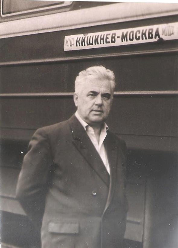 Борис Семенович Милютин, 1960 г. / Фото из семейного архива Изольды Милютиной