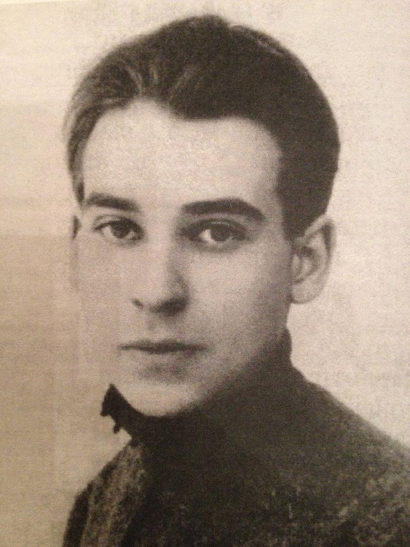 В. С. Нильсен, начало 1930-х г. г.