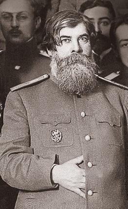 В. М. Бехтерев среди слушателей Императорской Военно-медицинской академии (1912)