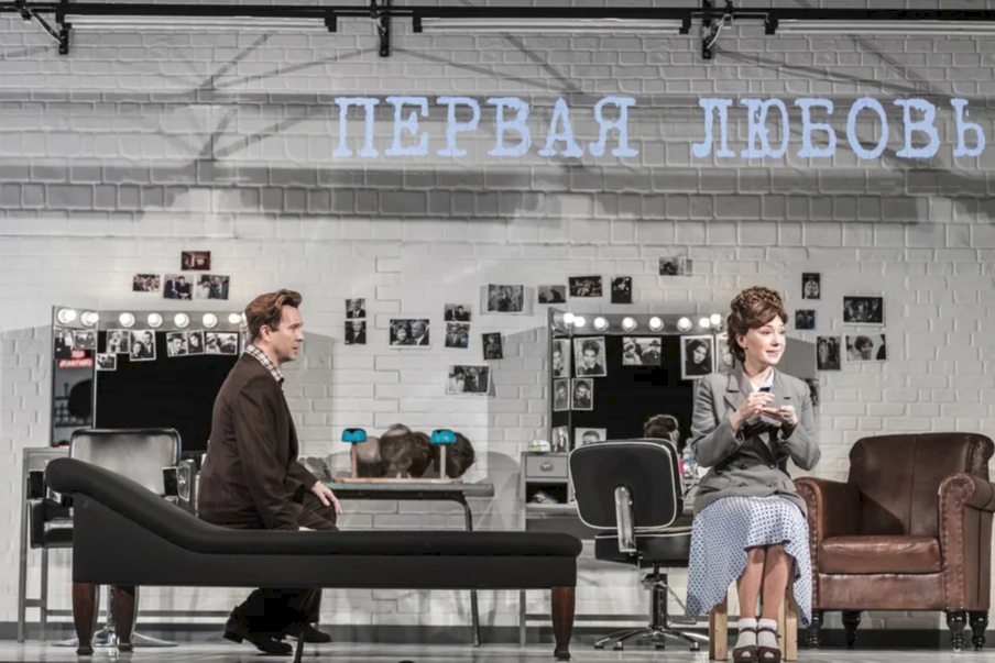 Спектакль «Горбачев» / © пресс-служба
