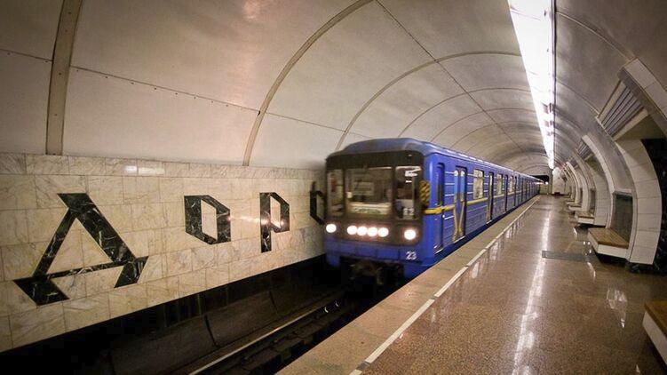 Киевское метро заработало 6 ноября 1960 года