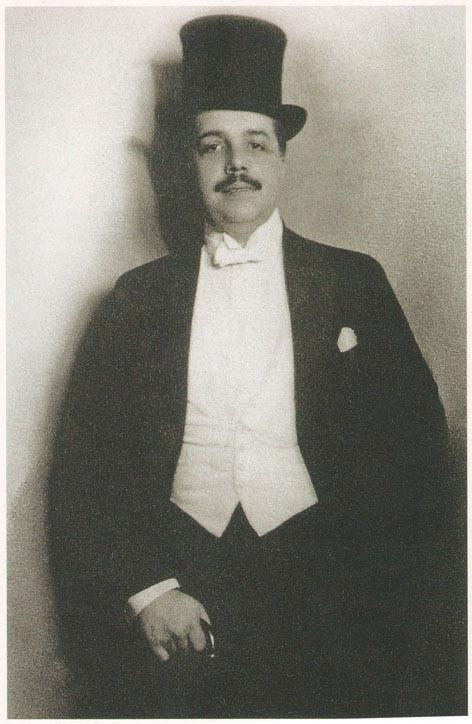 Сергей Павлович Дягилев, Нью-Йорк, 1916 г.