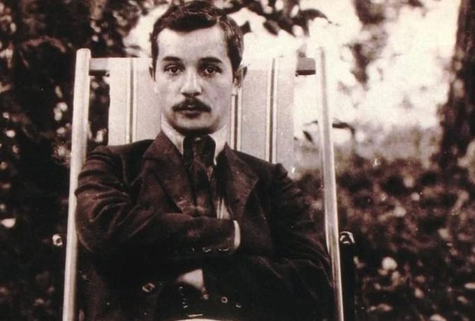 Саша Черный в 1900-х годах