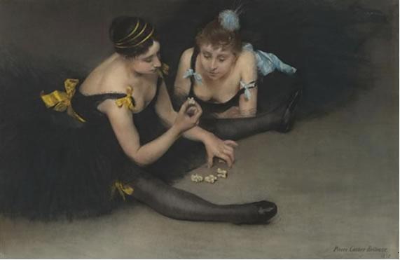 Две балерины (1900)