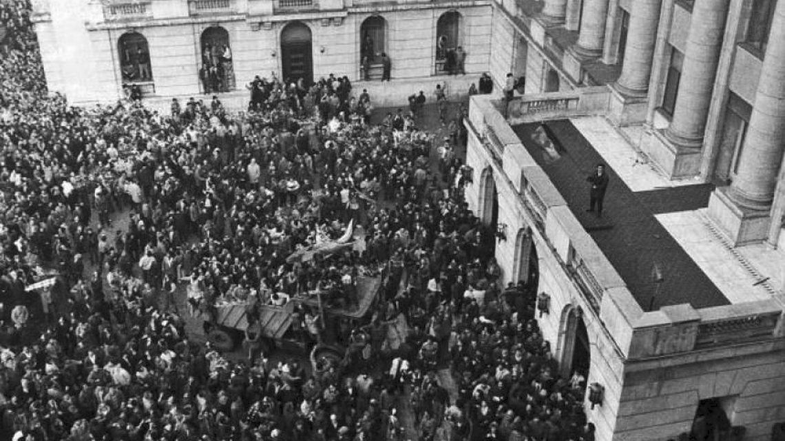 22 декабря 1989 года, Бухарест