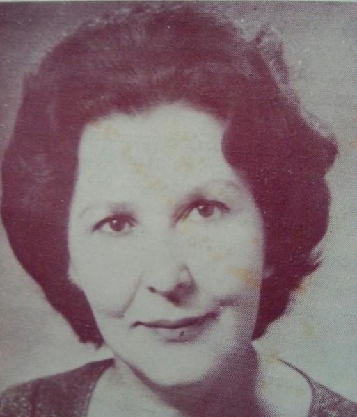 Тамара Григорьевна Алёшина-Александрова (1928–1996)