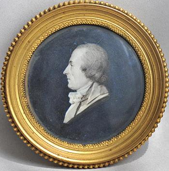 Неизвестный художник. Мужской портрет. 1790-е годы