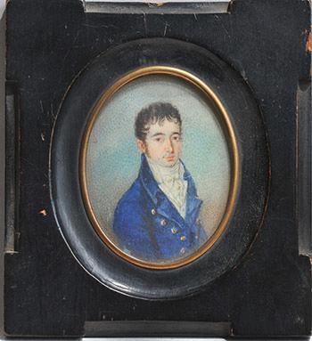 Периго. Портрет В. фон Нойера. Франция
